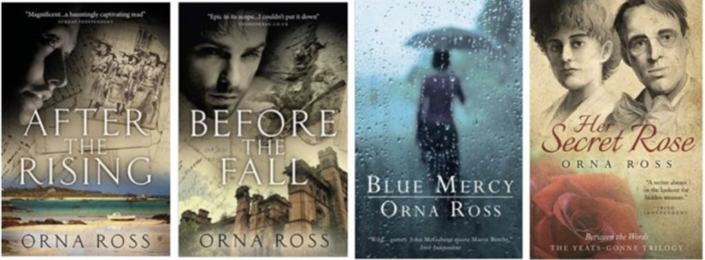 orna ross irish novels