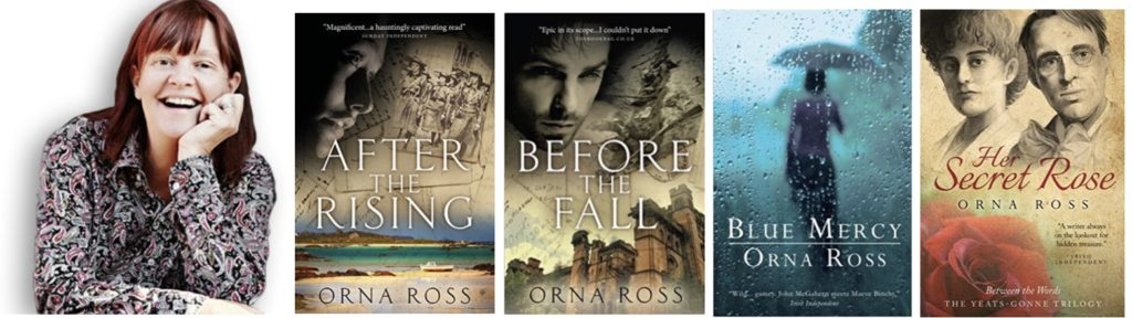 Orna Ross Ireland books