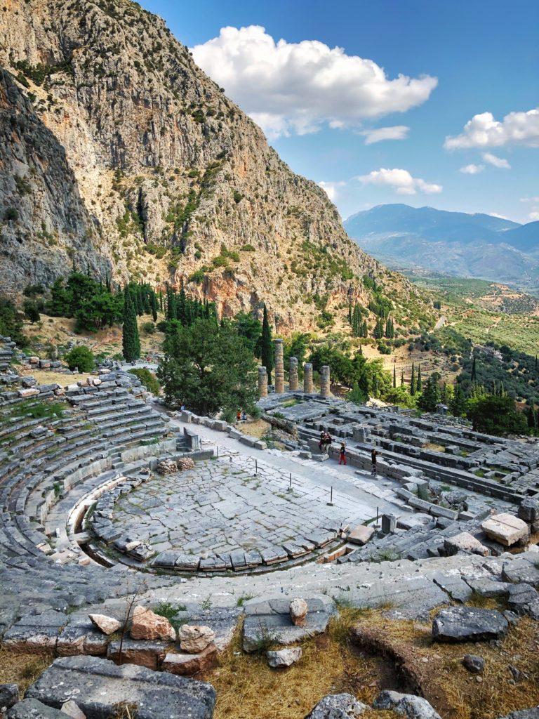 Delphi. Photo by Victor Malyushev on Unsplash